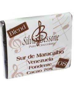 Cioccolato fondente n.08 (70% Cacao) 100g