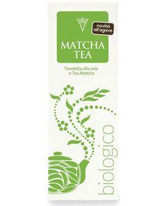 Cioccolato al matcha tea 60 g BIO