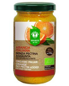 Composta di arance italiane senza pectina aggiunta 220 g BIO