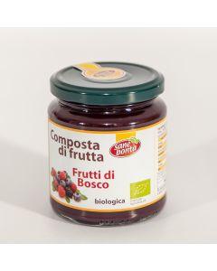 Composta Di Frutti Di Bosco 320G (min. acquisto 10 pezzi)