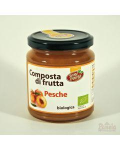 Composta Di Pesche 320G (min. acquisto 10 pezzi)