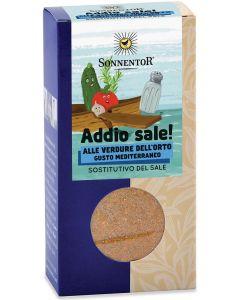 Condimento addio sale! sostitutivo del sale - gusto mediterraneo 55 g BIO