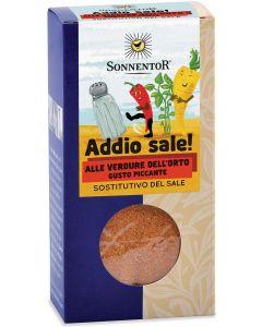 Condimento addio sale! sostitutivo del sale - gusto piccante 50 g BIO