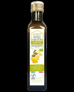 Condimento al limone con olio extravergine d'oliva 250 ml BIO (min. acquisto 10 pezzi)