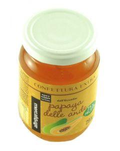 Confettura extra Papaya delle ande 290g