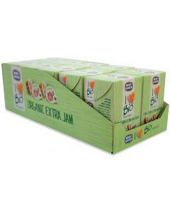 Confettura extra monodose assortita 4x20 g BIO senza glutine  (min. acquisto 10 pezzi)