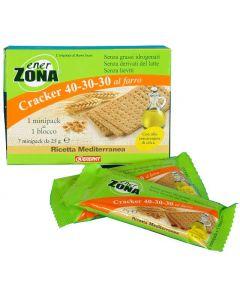Cracker 40-30-30 al Farro 175g