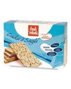 Cracker di segale senza lievito 250 g BIO