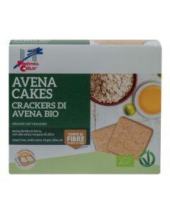 Cracker di avena Avenacakes 250 g BIO