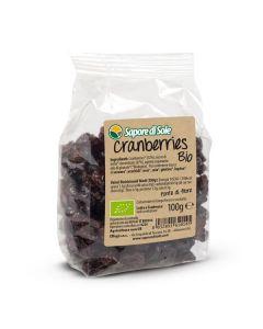 Cranberries 100g Bio