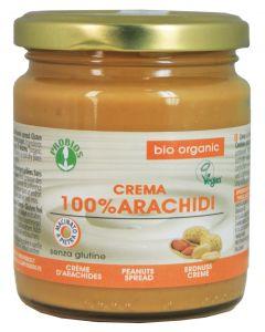 Crema 100% arachidi 200 g BIO