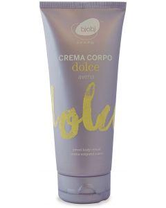 Crema corpo dolce con avena 200 ml BIO  (min. acquisto 10 pezzi)