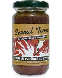 Crema di radicchio rosso 190 g BIO