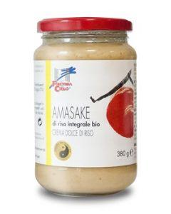Crema dolce di riso integrale Amasake 360 g BIO