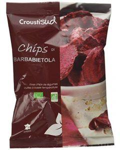 Crisp chips di barbabietola rossa 70 g BIO (min. acquisto 10 pezzi)