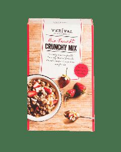 Muesli Crunchy Mix con frutta 300g BIO (min. acquisto 10 pezzi)