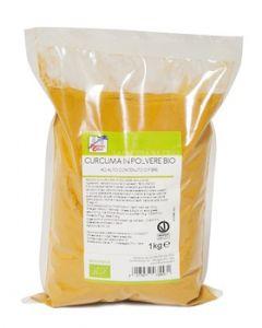 Curcuma in polvere 1 kg BIO