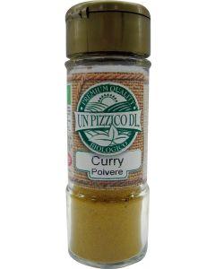 Curry in polvere piccante 40 g BIO  (min. acquisto 10 pezzi)