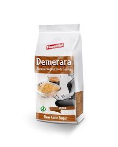 "Zucchero grezzo Canna Qualità ""Demerara"" 500 g"