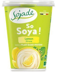 Dessert di soia al limone 400 g BIO  (min. acquisto 10 pezzi)