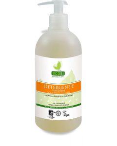 Detergente viso e mani con dispenser 500 ml BIO