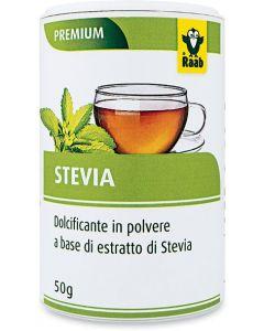 Dolcificante a base di estratto di stevia in polvere 50 g BIO  (min. acquisto 6 pezzi)