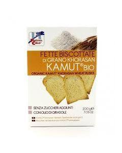 Fette biscottate di Grano Khorasan KAMUT 200 g BIO