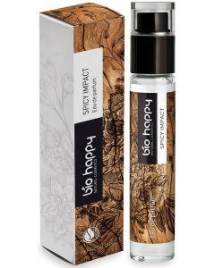 Eau de parfum - spicy impact 15 ml BIO  (min. acquisto 6 pezzi)