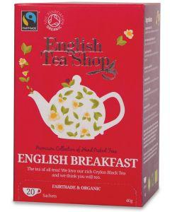 English breakfast 40 g BIO  (min. acquisto 10 pezzi)
