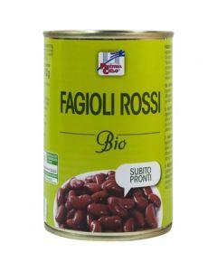 Fagioli rossi pronti 400 g BIO