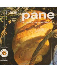 Fare il Pane 50 ricette da tutto il mondo (Mondadori) (min. acquisto 10 pezzi)