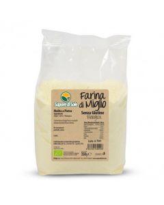 Farina di Miglio 350g senza glutine BIO