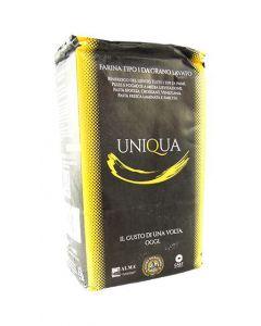 Farina tipo 1 Uniqua Gialla 1Kg