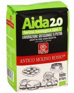 Farina Aida di grano tenero tipo 1 per ogni ricetta 1 kg BIO (min. acquisto 10 pezzi)
