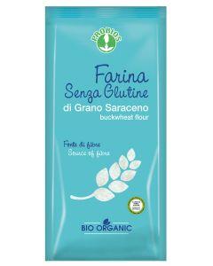 Farina di grano saraceno senza glutine 375 g BIO
