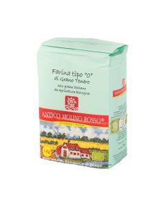Farina di grano tenero tipo 01 Kg BIO (min. acquisto 10 pezzi)