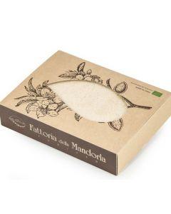 Farina di mandorla di Toritto sgusciata e tostata 125 g BIO (min. acquisto 10 pezzi)
