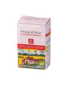Farina di riso bianca 500 g BIO (min. acquisto 10 pezzi)