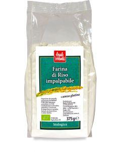 Farina di riso impalpabile 375 g BIO