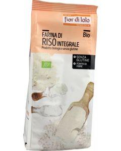 Farina di riso integrale 375 g BIO