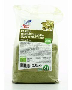 Farina di semi di zucca 250 g BIO