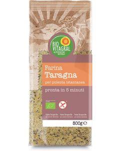Farina per polenta taragna istantanea 500 g BIO senza glutine