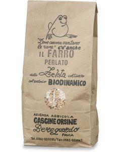 Farro spelta perlato demeter 500 g BIO  (min. acquisto 10 pezzi)