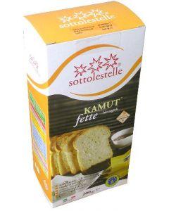 Fette Biscottate di grano khorasan KAMUT® 200g BIO