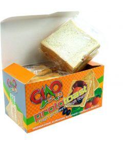 Fette biscottate proteiche (pronto toast) 200g (min. acquisto 10 pezzi)