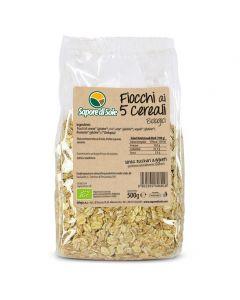 Fiocchi ai 5 Cereali 500 g BIO