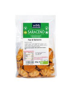 Biscotti Fior di Saraceno 250 g BIO