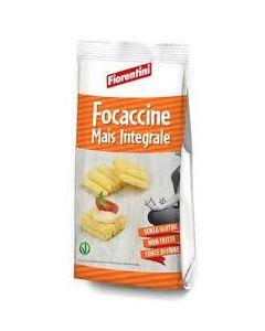 Focaccine di Mais integrale 100g senza glutine