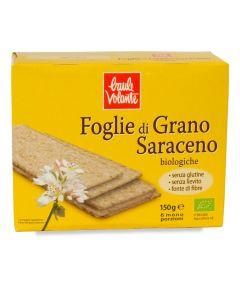 Foglie di grano saraceno 150 g BIO
