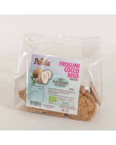 Frollini Panela Al Cocco E Riso 200g (min. acquisto 10 pezzi)